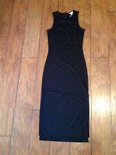 Women's H&M Black Dress Size XS NWT