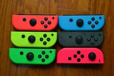 Genuine Nintendo Switch Joy Con JoyCon Controllers Free Shipping