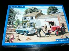 GREETIN THE VET 1000 PIECE PUZZLE MADE ONCE FROM NEW