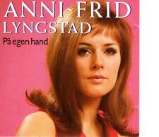CD Anni-Frid Frida Lyngstad, Abba, På Pa Egen Hand, schwedisch, 1991, RAR
