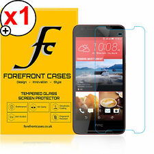 Forefront Cases® HD Tempered Glass Screen Protector Shield for HTC Desire 628