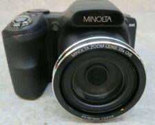 Minolta 20 Mega Pixels High Wi-Fi Digital Camera W/Battery