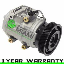 New A/C Compressor and Clutch fits Hyundai Tucson; Kia Sportage 2.7L V6