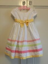 Girls Size 5 Gymboree Dress Party Wedding Special Occasion Beautiful