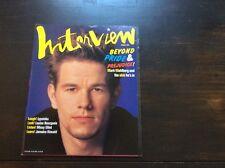 Interview Magazine October 1997 Mark Wahlberg