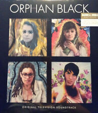 Orphan Black Original Television Soundtrack SS Sealed Limited Edition Gold Vinyl