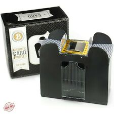 New ListingAutomatic Card Shuffler Casino Playing Machine 6 Deck Electric Poker Trading New