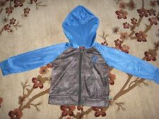 MAD GAME EXTREME SPORTS BOY'S HOODED ATHLETIC JACKET SIZE 2T