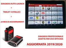 DIAGNOSI AUTO LAUNCH x431 PRO VERSIONE FULL TABLET E 24 MESI DI AGGIORNAMENTI