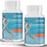 GLUCOSAMIN CHONDROITIN MSM Komplex 240 Tabletten - Top Super Gelenkschutz Flex