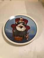 Norman Rockwell Collector Plate - Mother's Day 1985