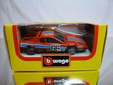BBURAGO 4106 FERRARI 512 BB DAYTONA - No 32 - RED 1:43 - GOOD IN BOX
