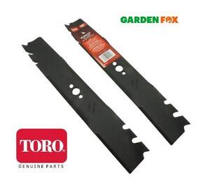 "Genuine TORO Timemaster 30""(20975/20977) BLADES 20120P 021038201207 1240 N"