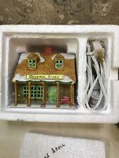 Dept 56-Heritage Village New England Village General Store-1986 6530-7 Euc