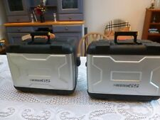 BMW R1200 GS Panniers MATCHING PAIR from 2013 bike little used