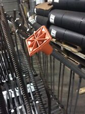 OSHA APPROVED REBAR SAFETY CAPS (500 COUNT)