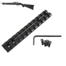 Ruger 10/22 Scope Mount Base Picatinny Rail Scope Mount Low Profile 11 Slots US