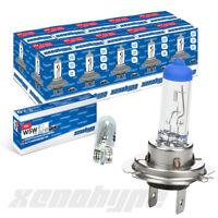 10x H7 55W & 10x W5W T10 Autolampen PX26d 12V Xenohype KFZ Halogenlampen Birnen