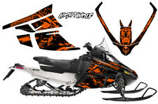 Arctic Cat F Series Sled Wrap Snowmobile Graphics Kit Sticker Decals NIGHTWOLF O