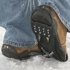 Snow Trax 2 Pair Pack Men's size 7-11 Ice Grippers Ski Skiing Cleats Shoes/Boots