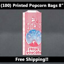 """(100) Popcorn Bags 