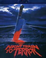 Night Train to Terror [New Blu-ray] With DVD, Widescreen, Digital Theater Syst