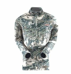 Sitka Traverse Zip-T Optifade Open Country