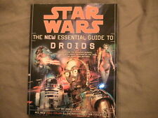 The New Essential Guide to Droids & The New Essential Guide to Weapons Like New!