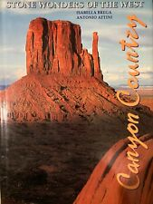 Canyon Country: Stone Wonders of the West - Attini & Brega - free shipping