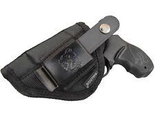 "Hand Gun Hip Belt Holster For 2"" 5 Shot 38 Special Revolver"