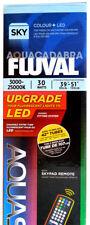"FLUVAL 30w 39-51"" AQUASKY COLOUR REMOTE LED MARINE TROPICAL FISH TANK SKY LIGHT"