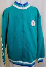 "Vancouver Olympic Sweatshirt Zipper Front 2010 Winter Games Large 44"" Chest New"
