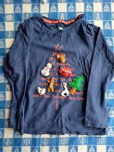 Kids next christmas Long Sleeve Tee Shirt age 8