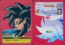 * CARD DRAGONBALL GT * GOKU * R 5 *