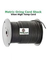 Metric Viton O-ring Cord 2.4mm Price for 1 ft