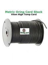 Metric Viton O-ring Cord 2mm Price for 1 ft