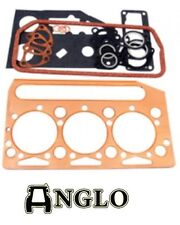 NEW Fordson Dexta Super Top Head Gasket Set Massey Ferguson 135 35 35X Tractor