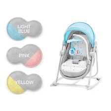 Kinderkraft Babywippe UNIMO 5in1 Babyschaukel Wippe Schaukelwippe Wiege Farben