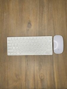 Apple Magic Mouse 2 And Apple Wireless Keyboard Set