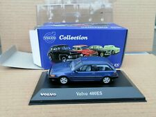 1/43 VOLVO COLLECTION DIECAST VOLVO 480  ES  N MINT BOXED