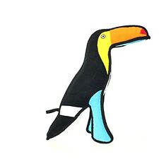 NEW Tuffy Togo the Toucan Dog Toy FREE SHIPPING