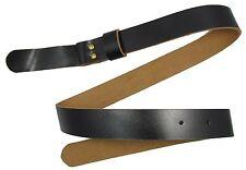 Belt Civil War Western Gun Belt Tan Black No Buckle R1656