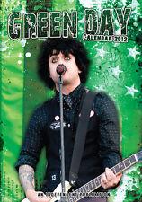Green Day Calendar 2012 New & Original Packaging