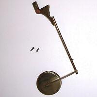 Low Bb/A# (B-Flat/A-Sharp) Key w/ Screws. From 1970 Conn Shooting Star Alto Sax