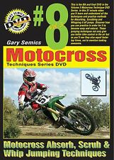 Motocross Skills, How To, Techniques Series DVD #8 from Volume 3 by Gary Semics