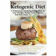 Ketogenic Diet: a Deliciously Satisfying Eating Plan to Lose Weight, Flatten ...