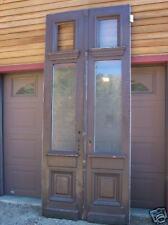 Victorian Brownstone Entry Doors