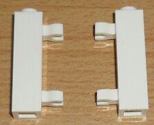 Lego City 2 Fensterzargen 1 x 1 x 3 in weiß