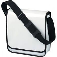 Original HALFAR Lorrybag ECO ® Umhängetasche Tarpaulin LKW Plane Tasche Bag weiß