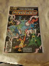 Crisis on infinite earths 1 cgc A special collectors must! DC comics (8.5 grade)